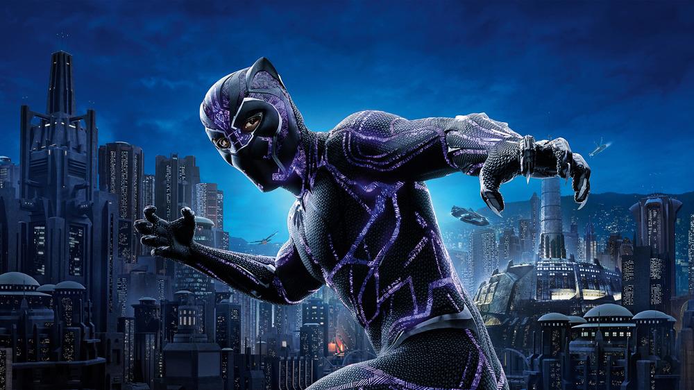 Kara Panter: Black Panther