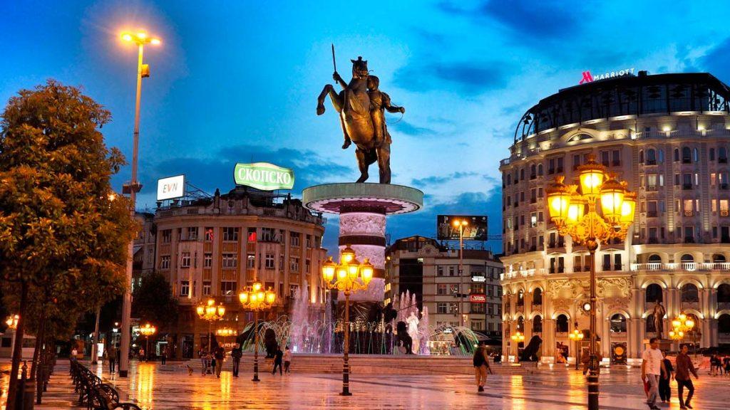 En İyi Yılbaşı Tatili Seyahat Rotaları-Kayak/Kar-Makedonya