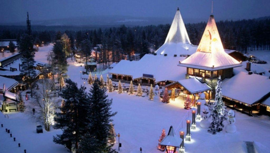 En İyi Yılbaşı Tatili Seyahat Rotaları: Finlandiya
