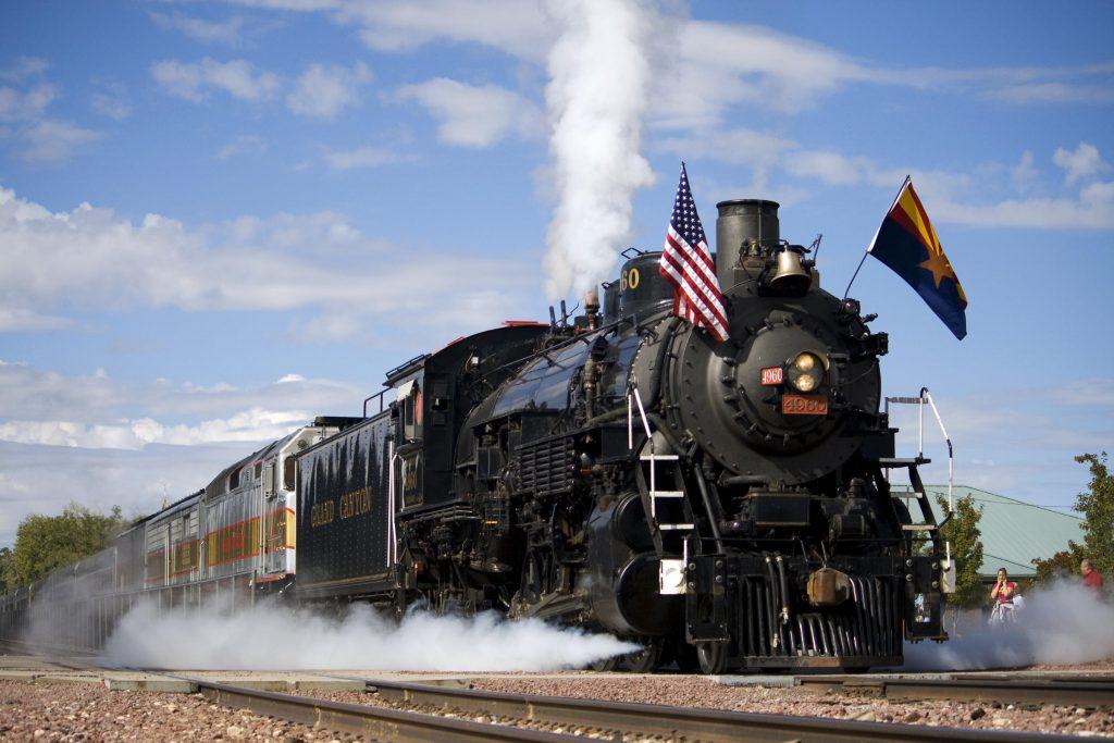 Tren Seyahatleri Arasında Bir Nostalji: Grand Canyon Railway, ABD