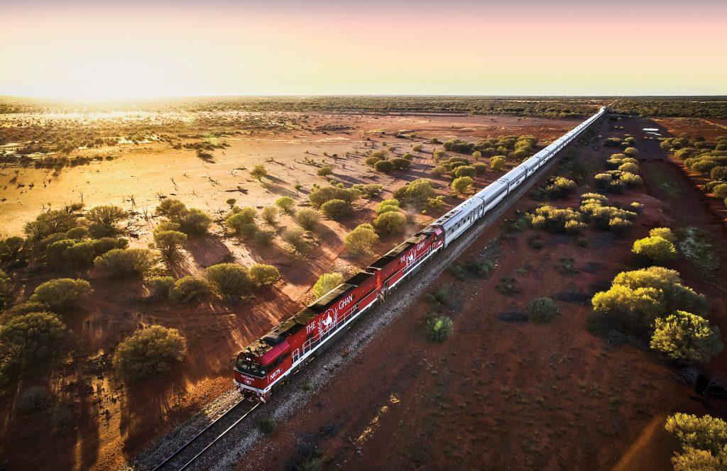 Tren Seyahatleri Arasında Bir Efsane: The Ghan, Avustralya