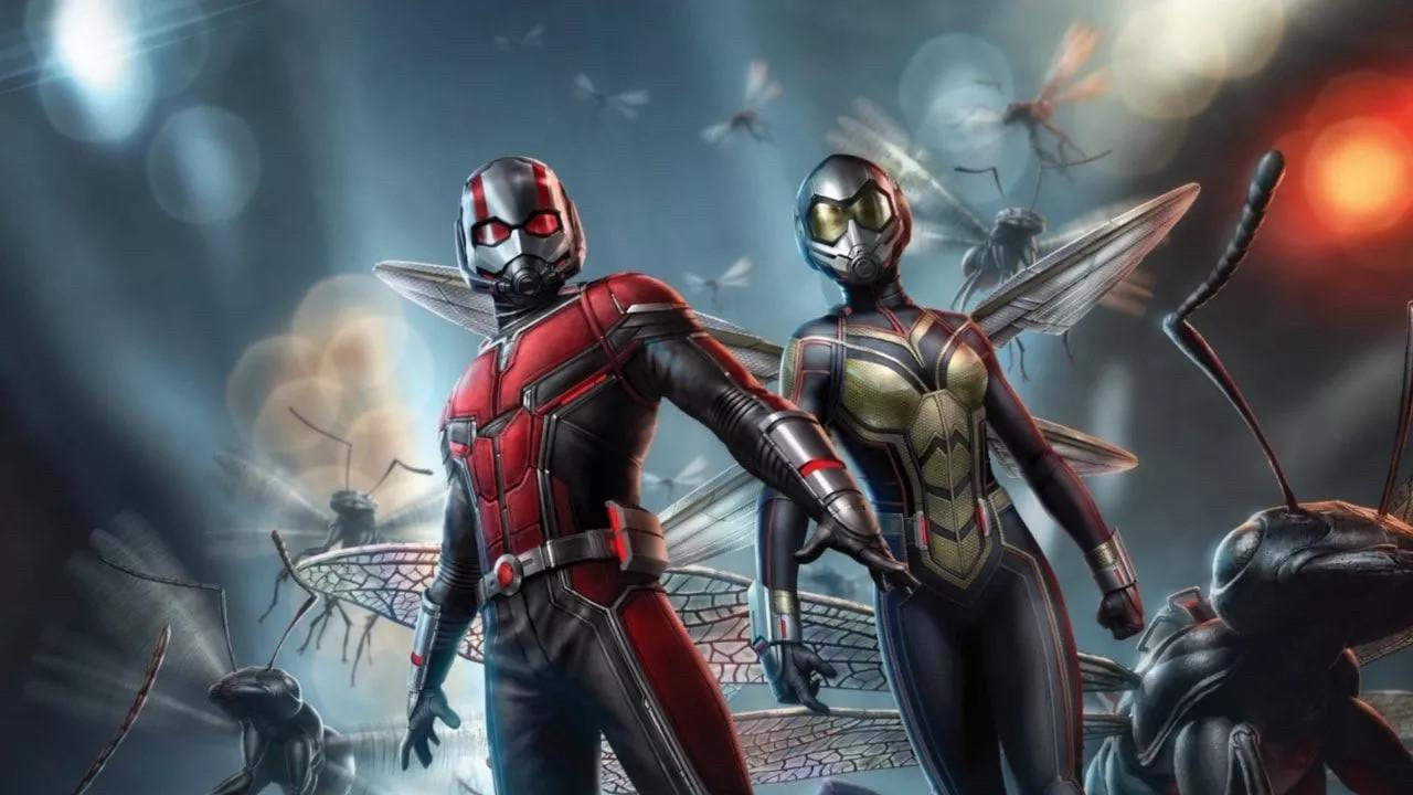Karınca Adam: Ant-Man