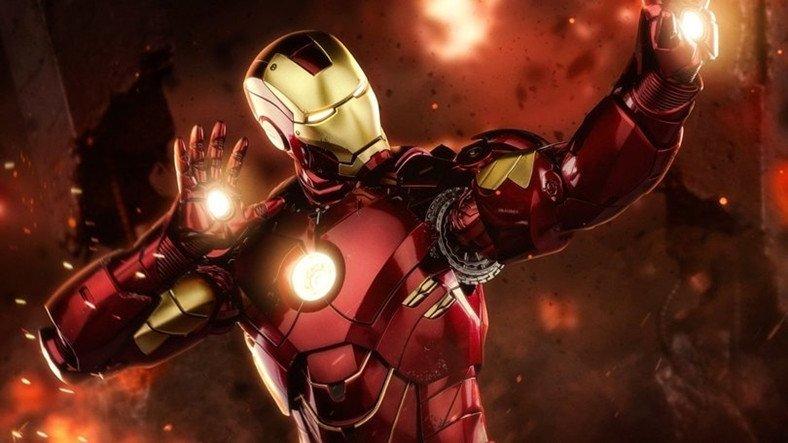 Marvel Filmleri İçerisinde En Çok Sevilen Seri Yapım - Iron Man: Demir Adam