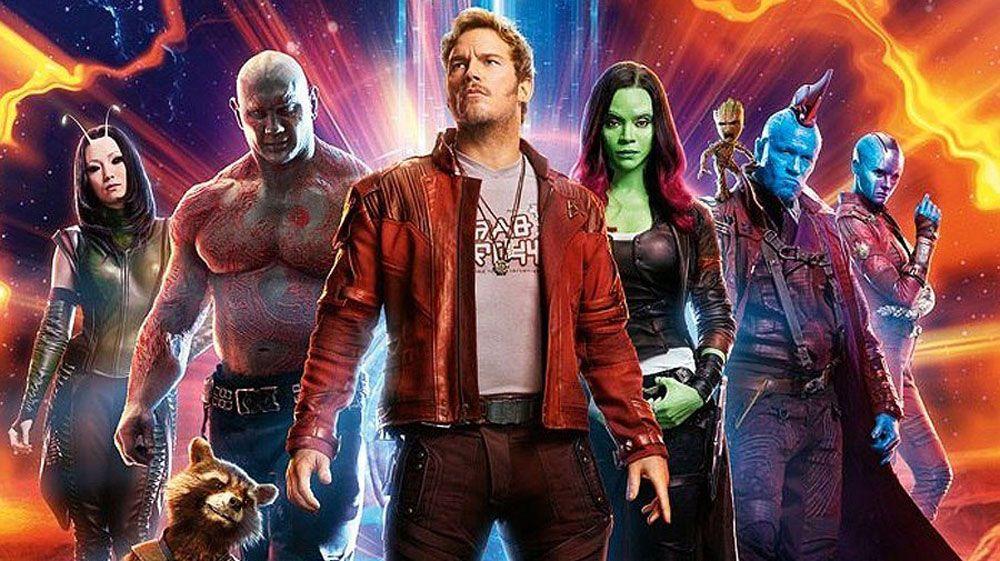 Galaksinin Koruyucuları: Guardians Of The Galaxy